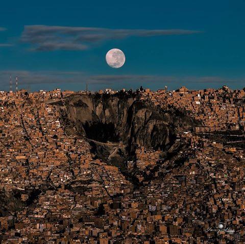 la Paz Luna