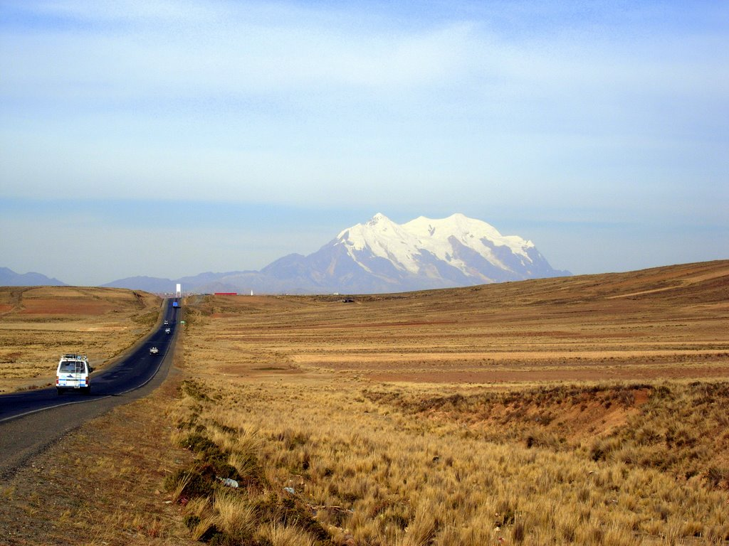 Travel by bus in Bolivia: what you see