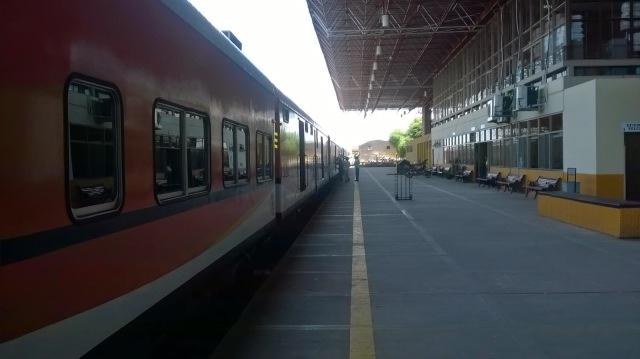 estación de tren puerto Quijarro