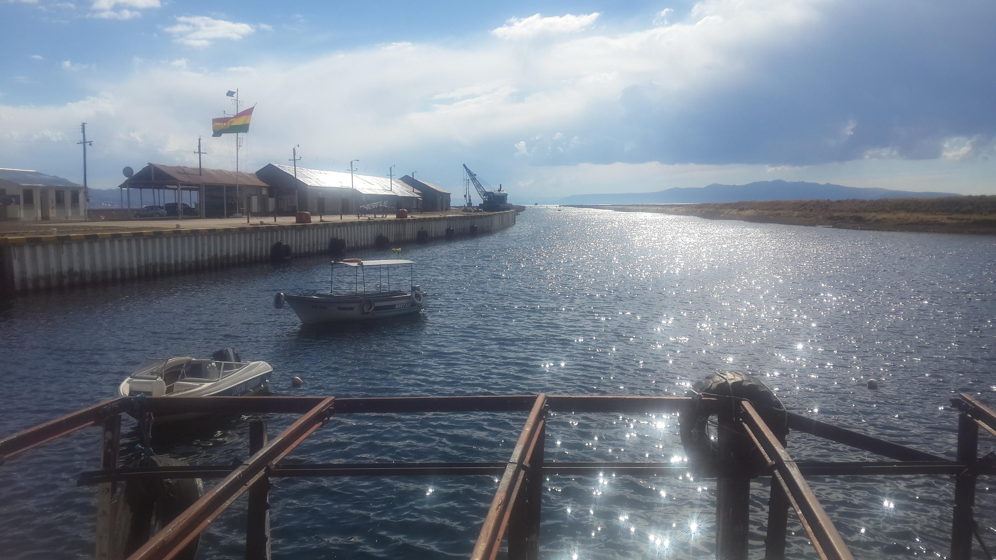 Guaqui, Lake Titicaca, Bolivia