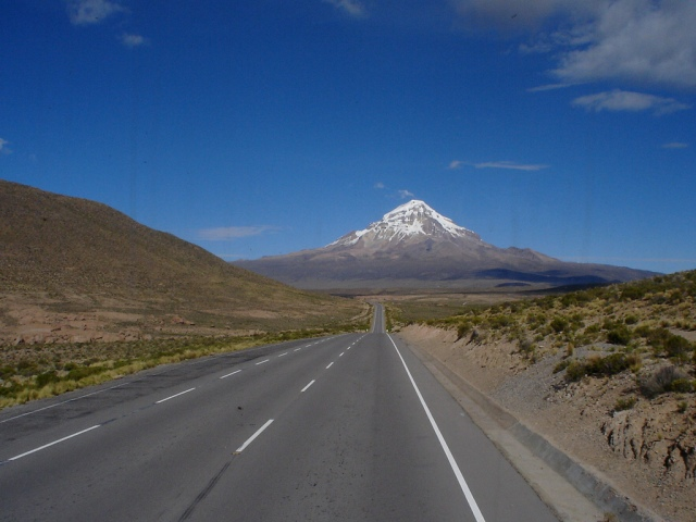 Sajama National Park, Bolivia