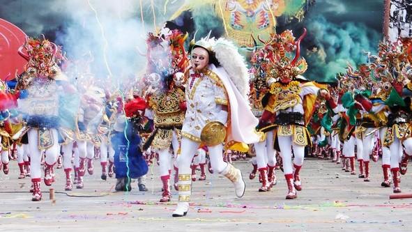Carnaval, Oruro, Bolivia