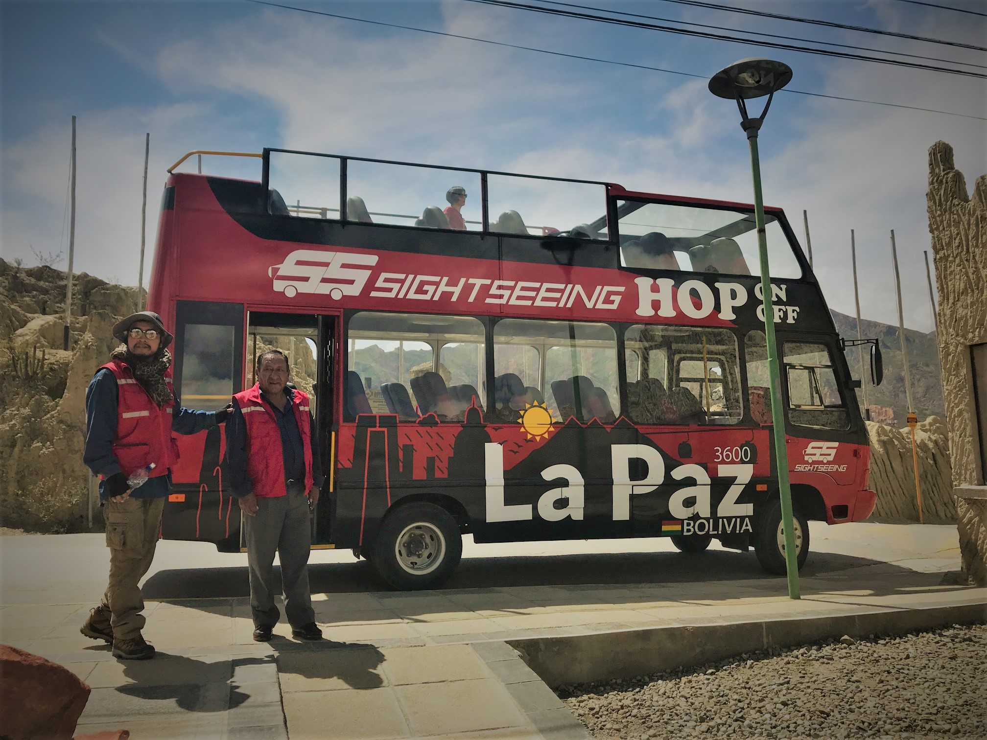 Sightseeing City Tour La Paz