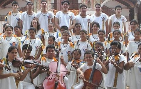 chiquitos niños musica